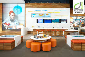 mobile stores at t flagship store chicago illinois retail