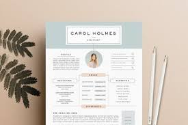 resume template 5 pages cute resume templates