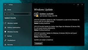windows 10 kb4515384 build 18362 356