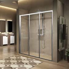 novellini lunes 2 0 3p three sliding panel shower door 900 960mm