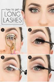 use baby powder top 10 tips on how to make your eyelashes look longer