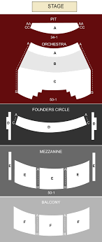 Fred Kavli Theatre Thousand Oaks Ca Seating Chart