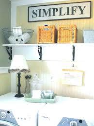 Laundry Room Accessories Decor Mesmerizing Ideas For Laundry Room Decor Hallway Laundry Room Ideas Laundry Room
