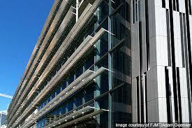office facade design. darling quarter sydney australia office facade design 7