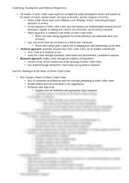 white collar crime research paper outline  white collar crime research paper outline