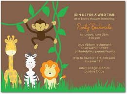 baby shower zoo animals. Plain Baby Safari Animals Baby Shower Invitations  With Zoo C