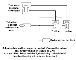 electronic distributor in 79 rx 7 here s a diagram of the adapter i made