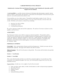 Cover Letter Resume Template Administrative Assistant