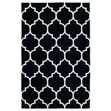 black and white bathroom rugs sophisticated white and black rug best black and white bathroom rugs