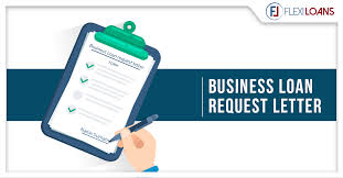 How To Write Business Loan Request Letter Flexiloans