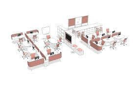 living office design solutions  herman miller
