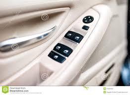 inside car door handle.  Door Car Leather Interior Details Of Door Handle With Windows Control On Inside Door Handle E