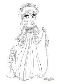 Moon Princess By Licieoic Deviantart Com