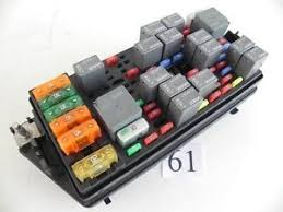 2003 cadillac deville rear fuse box relay control module stock image is loading 2003 cadillac deville rear fuse box relay control