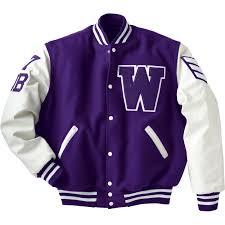 Holloway 224183 Varsity Jacket