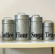 vintage metal kitchen canister sets 28 images vintage set of 3 in metal kitchen canisters