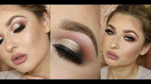 dramatic rounded cut crease tutorial