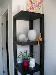 ikea corner shelf