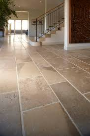 indoor tile floor natural stone polished dallage d auberoche vieux quercy