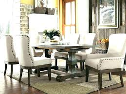 rustic round kitchen table rustic round dining table set for 8 plans rustic round dining table