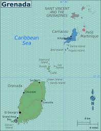 Caribbean Islands Comparison Chart Geography Of Grenada Wikipedia