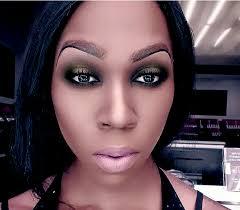 photo suppliedsobantu born make up artist muzi zuma