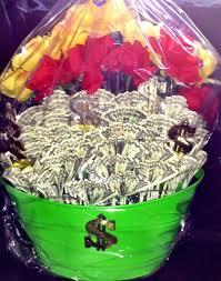 Cash Raffles Cash Boquet Raffle Basket Raffle Basket Ideas Raffle Baskets