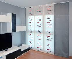 Dónde Se Colocan Los Paneles Japoneses  CortinaJovenPaneles Japoneses Para Dormitorios