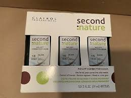 Clairol Second Nature No Lift Permanent Hair Color Series