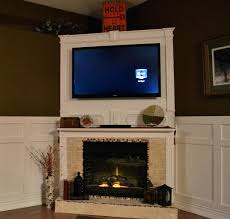 white corner natural gas fireplace inserts ventless jpg