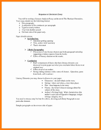 Literary Essay Thesis Examples