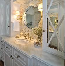 image unique bathroom. Classic Unique Bathroom Mirrors Image