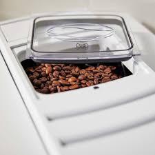 Jura coffee and espresso machine reviews: Jura E6 Automatic Coffee Machine Piano White Sur La Table