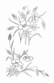 Look this awesome coloring page of hello kitty dressed as a mermaid and surrounded by beautiful flowers! Flower Coloring Pages Simple Fresh Lets Coloring 48 Flower Coloring Pages To Print Image Ideas Hello Kitty Colouring Pages Kitty Coloring Flower Coloring Pages