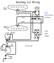 fender pickups wiring diagram images this is a modified mustang schematic above cf to the seymour duncan