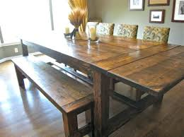 rustic dining table diy. full image for diy rustic dining room table plans free y