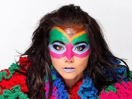 bjork makeup that i love