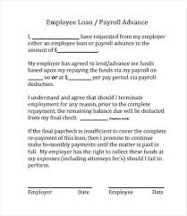 Advance Payment Agreement Template Simple Loan 8 Free Word Documents ...