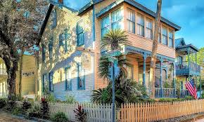 The victorian era is typically defined as beginning in 1837—when queen victoria of england ascended the throne. Victorian House Visit St Augustine