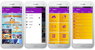 alfa u play is a gaming application that grants alfa postpaid and prepaid subscribers using android devices an unlimited full access to more than
