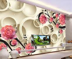 beibehang Custom 3D Photo wallpaper ...