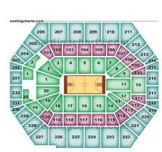 Pacers Game Seating Chart Indiana Pacers Seating Chart Pacersseatingchart Com