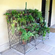 outstanding the reflective gardener antique wire work plant stands garden stands for plants