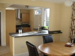 Small Open Plan Kitchen And Dining Room Igf Usa