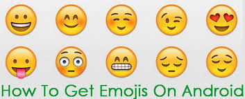 Android Emoji Conversion Chart How To Use Emojis On Your Android Device Or Smartphone
