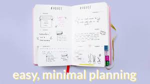 Neat Practical Planning Without The Fuss 7 Simple Planner Journal Tips And Elements