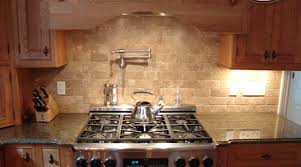 Relief tiles - those with a raised design - add texture and dimension to  your backsplash, creating a mural that pops off the wall. #kitchen #backsp