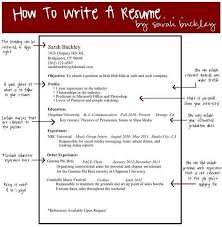 Excellent Decoration Tips For A Good Resume Good Resume Tips