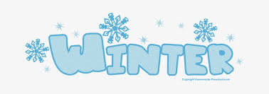 Snow Clipart Word - Winter Clipart PNG Image | Transparent PNG Free  Download on SeekPNG