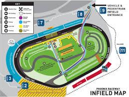 Ism Raceway Seating Chart Ism Raceway Camping